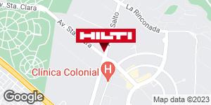 Obtener indicaciones para Hilti Center Santiago
