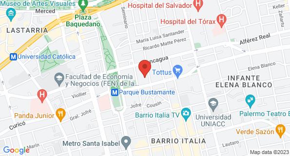 Av. Francisco Bilbao 430 Providencia