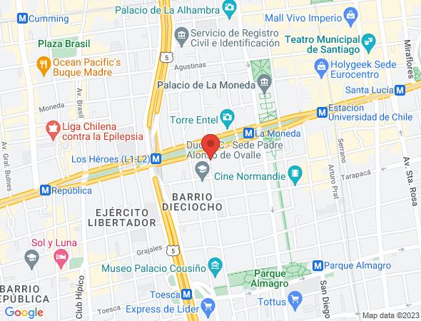 Calle 123 - Santiago Centro