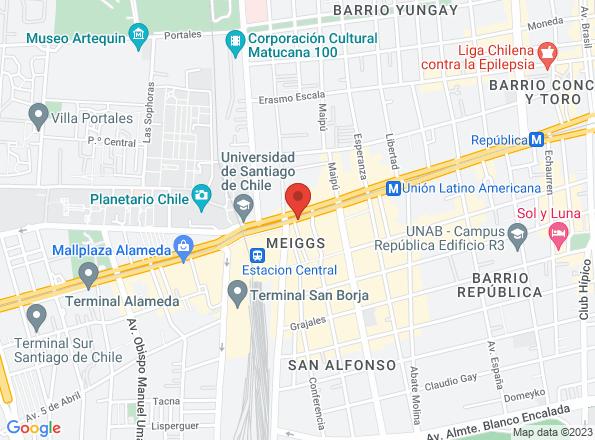 Santiago, Alameda 123