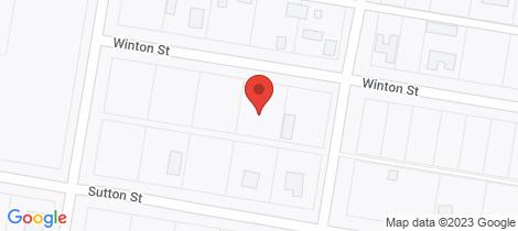 Location map for Lot 7, 8 & 9 Winton Street Canowindra