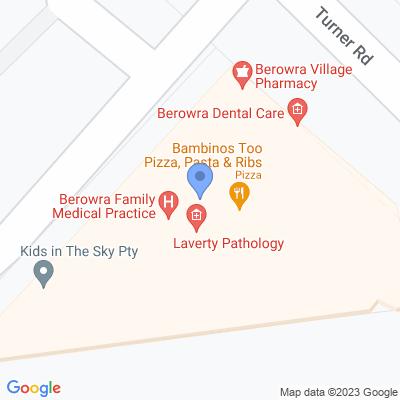 Berowra Village Pharmacy  3/1A Turner Rd , BEROWRA HEIGHTS, NSW 2082, AU