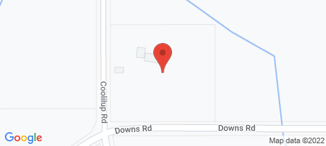 Location map for 6 Coolilup Road Ludlow