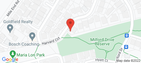 Location map for 18 Harvard Cct Rouse Hill