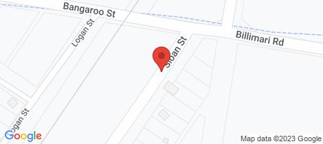 Location map for Lot 7 Sloan Street Billimari