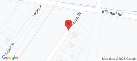 Location map for Lot 5 & 6 Sloan Street Billimari