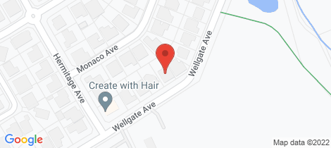 Location map for 20 Wellgate Ave North Kellyville