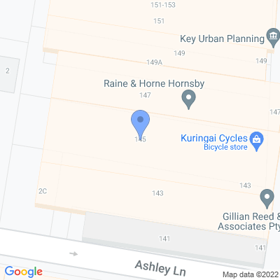 Kuringai Cycles 145 PACIFIC HIGHWAY , HORNSBY, NSW 2077, AU