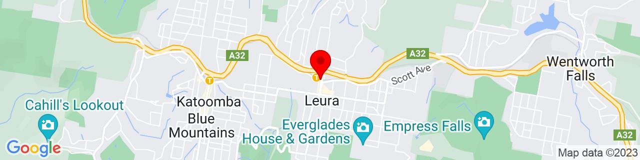 Google Map of -33.71208611111111, 150.3309611111111
