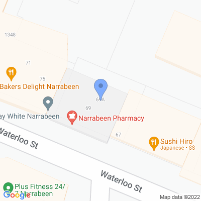 Amcal Narabeen 67-69 Waterloo St , NARRABEEN, NSW 2101, AU