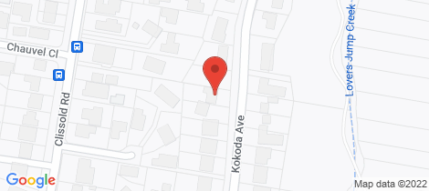 Location map for 34 Kokoda Avenue Wahroonga