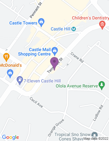 Clinic location map