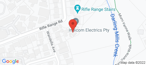 Location map for 19 Rifle Range Road Northmead