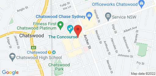 Directions to Dew Drop Inn Tea House (Chatswood) 滴水坊