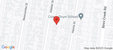 Location map for 19 Kibbler Street Cowra