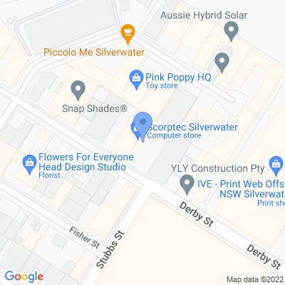New South Wales & Australian Capital Territory 2/93 Derby Street , SILVERWATER, NSW 2128, AU