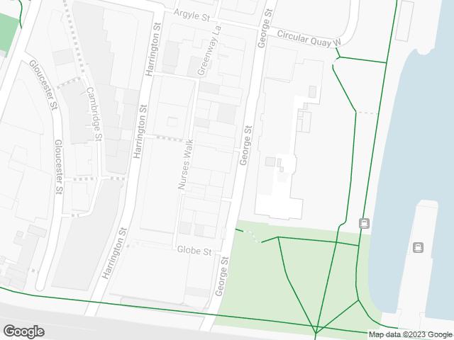 Map, showing Deciem Australia