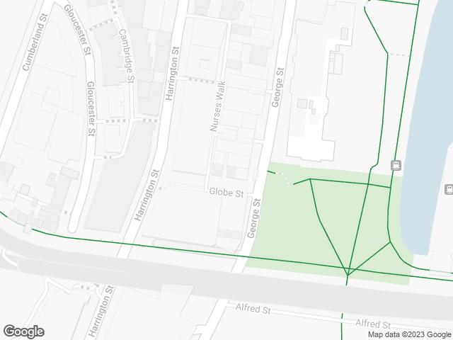 Map, showing Bausele