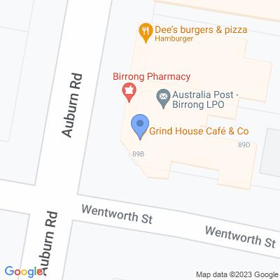 Birrong Pharmacy 89 Auburn Rd , BIRRONG, NSW 2143, AU