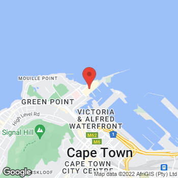 Map of Michael Kors at Breakwater Blvd, Cape Town, Cape Town 8001