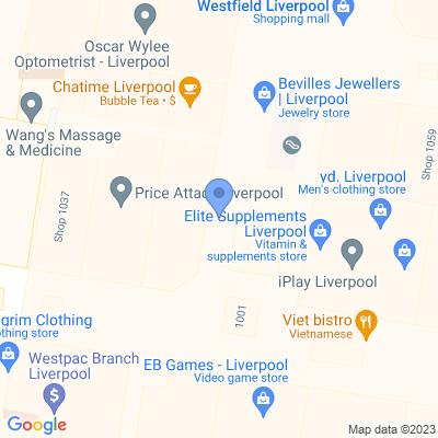 Inkspot Liverpool  , LIVERPOOL WESTFIELD, NSW 2170, AU