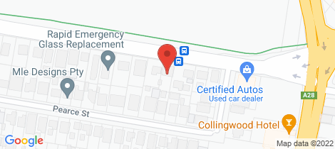 Location map for 18 Hoxton Park Road Liverpool