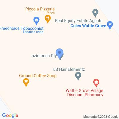 Chens' Pharmacy Wattle Grove Shopping Centre, Shop 8, Village Way  , WATTLE GROVE, NSW 2173, AU