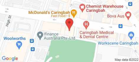 Location map for 3.05/46-48 President Avenue Caringbah
