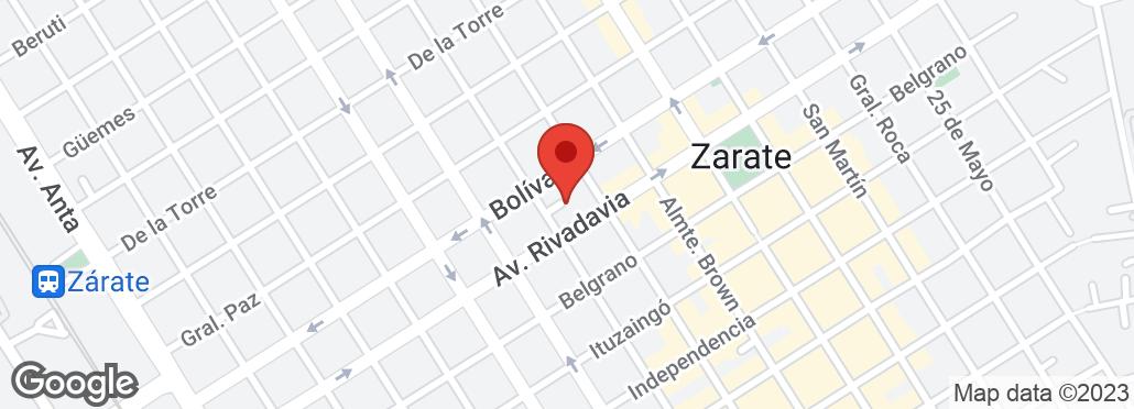 Almirante Brown 58 , Zárate, Buenos Aires, BA