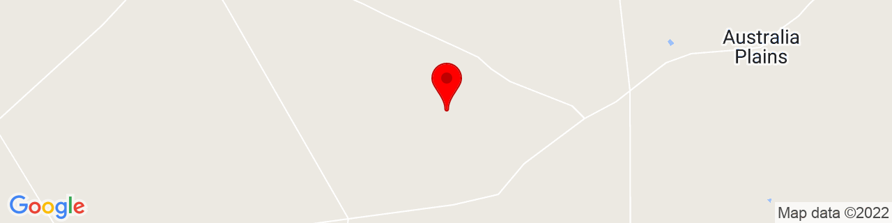Google Map of -34.1, 139.13333