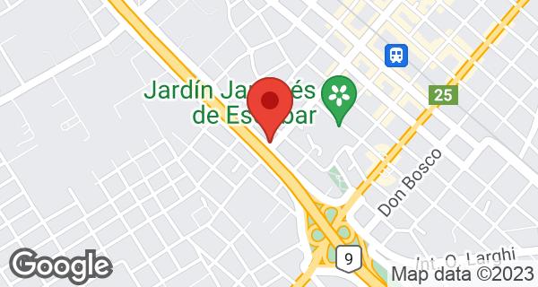 Colectora Este Ramal Escobar , Belén de Escobar, Buenos Aires, BA