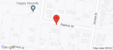 Location map for 33 DAPHNE STREET Colo Vale