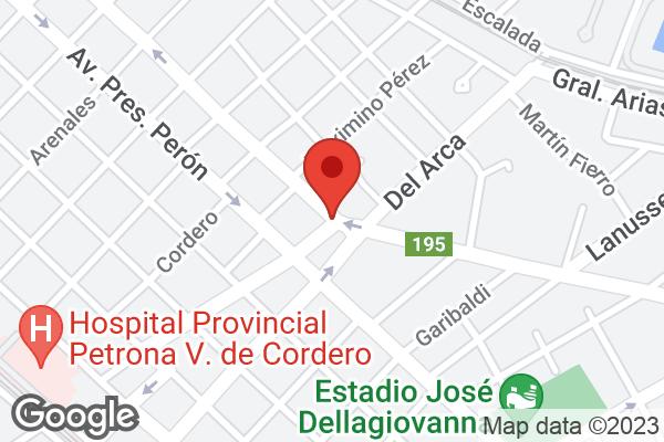 Av. del Libertador 2165 , San Fernando, BA