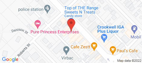 Location map for 55 Goulburn Street Crookwell