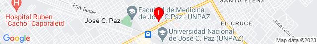 Av Hipolito Yrigoyen 1050 - JOSE C PAZ, Buenos Aires