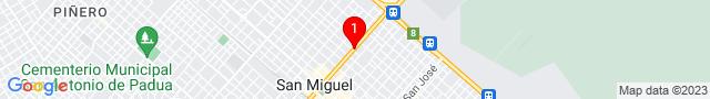 Av Ricardo Balbin 690 - SAN MIGUEL, Buenos Aires