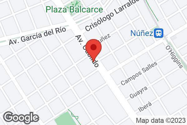 Av. Cabildo 3530 , Nuñez, CF