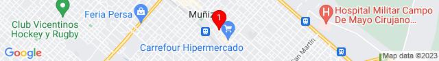 Muñoz 620 - San Miguel, Buenos Aires