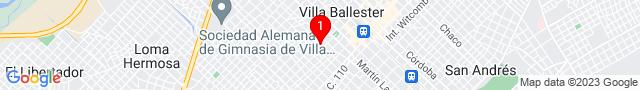 Bolivar 5154 - VILLA BALLESTER, Buenos Aires