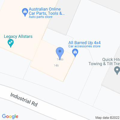 All Barred Up 3/146B Industrial Road , OAK FLATS, NSW 2529, AU