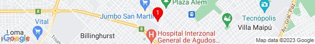 Calle 89 N 289 - VILLA LYNCH, Buenos Aires