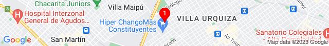 Av de Los Constituyentes 6023 - CAPITAL FEDERAL, Capital Federal