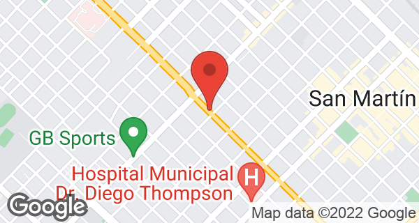 Av. 101 Dr. Ricardo Balbín 2521 , San Martín, Gran Buenos Aires, BA