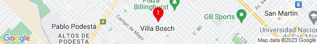 17 de Agosto 741 - VILLA BOSCH, Buenos Aires