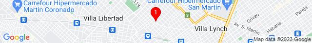 Calle 119 N 835 - SAN MARTIN, Buenos Aires