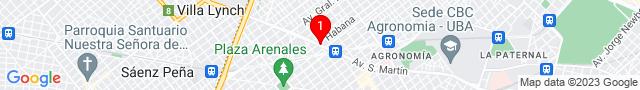 Av San Martin 6473 - CAPITAL FEDERAL, Capital Federal