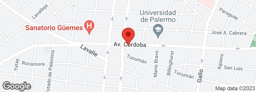 Av. Córdoba 3653 , Palermo, CABA, CF