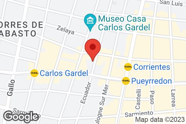 Av. Pueyrredón 596 , Once, CABA, CF