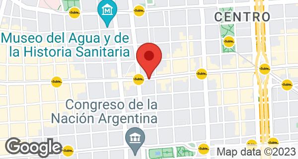Av. Corrientes 1740 , San Nicolás, CF