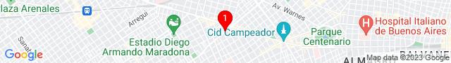 Av Juan B Justo 4150 - CAPITAL FEDERAL, Capital Federal